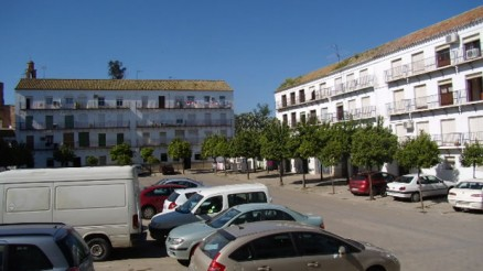 Plaza Ducal de Marchena