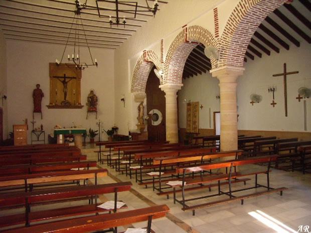 Iglesia de Nuestra Señora de Gracia de Moclinejo