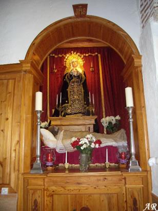 Iglesia de Nuestra Señora de Gracia de Moclinejo - Monumento religioso en Moclinejo
