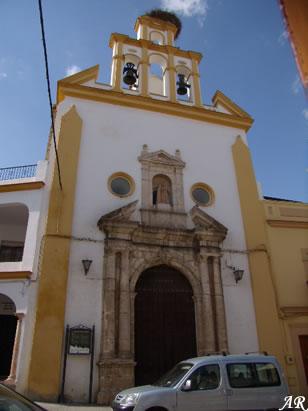 Iglesia de nuestra se ora de la merced de mor n de la frontera - Fotos de moron de la frontera ...