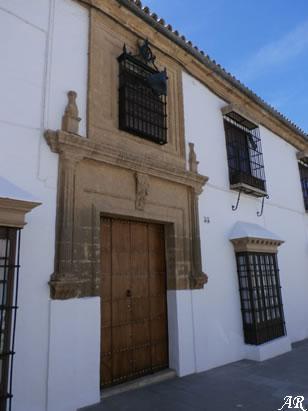 Casa nº 33 - Casa del Marquesado de Campo Verde
