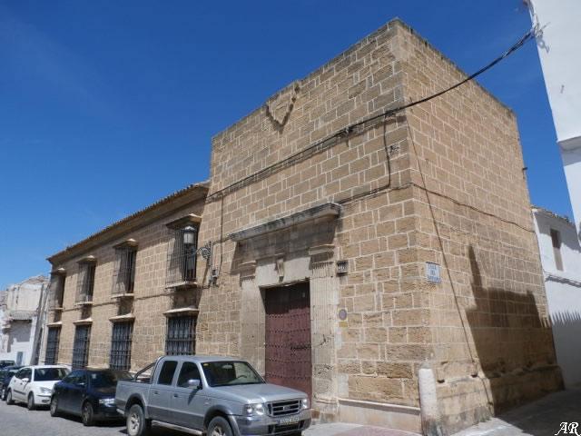 Casa nº 36 - Casa del Conde de Puerto Hermoso