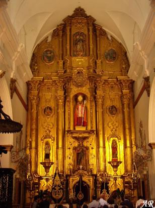 Iglesia Parroquial de San Eutropio.