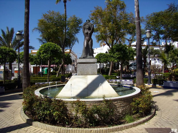 Gardens of Gregorio Marañón, Paradas