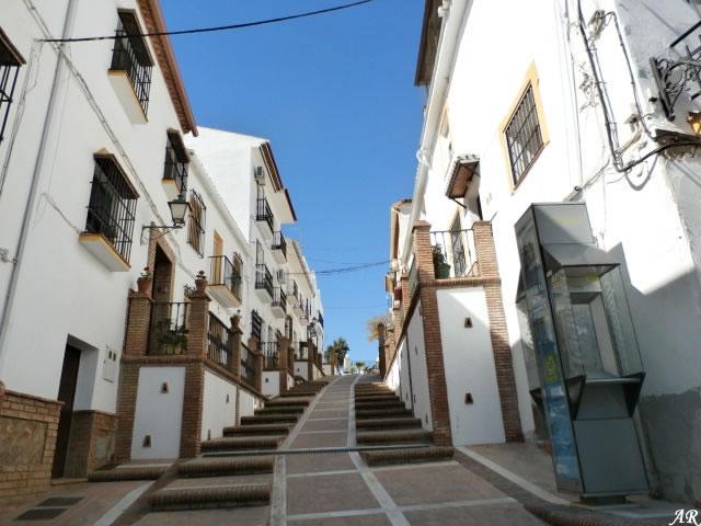 Riogordo, Calle Virgen de Fátima