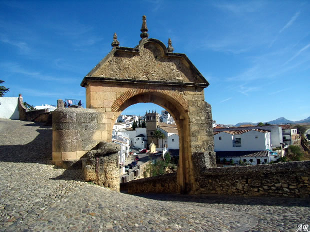 The Archway of Philip V - Ronda