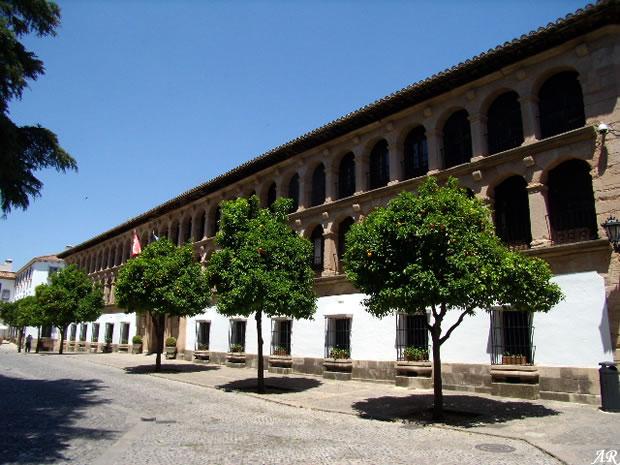Ayuntamiento de Ronda, Casa Consistorial de Ronda