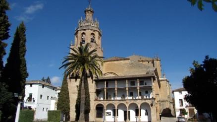 Colegiata de Santa María la Mayor de Ronda