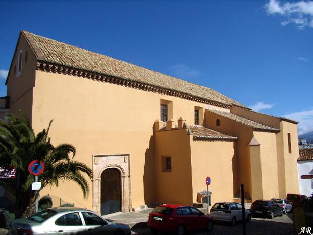 Convent of Santo Domingo, Congress Palace