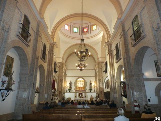 Iglesia de la Merced Ronda 2/04/2015