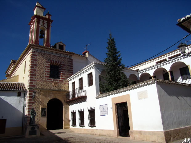Church of Our Lady of Peace in Ronda