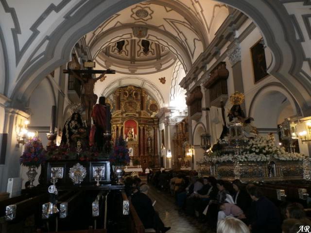Iglesia de Santa Secilia Ronda