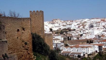 Murallas de la Cijara, Ronda