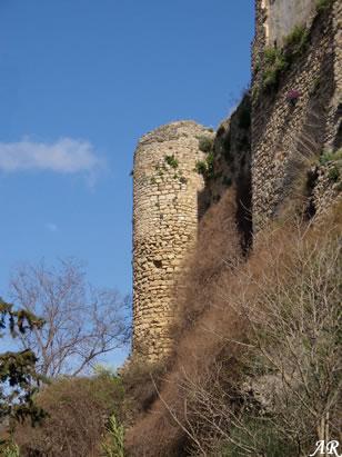 Ruinas de la Alcazaba de Ronda