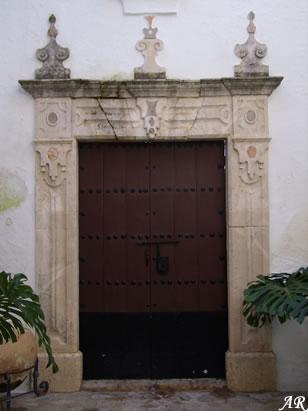 Fachada Señorial - propiedad privada - Utrera 20/3/2011
