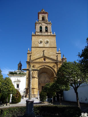 Parroquia de Santa María de la Mesa