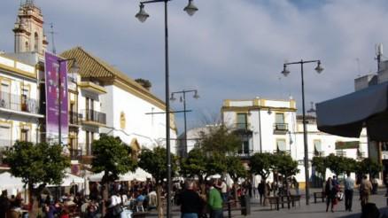 Plaza del Altozano de Utrera