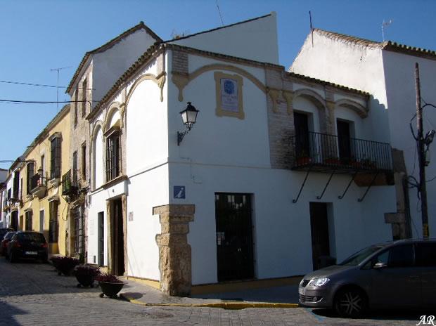 Plaza del Bacalao de Utrera