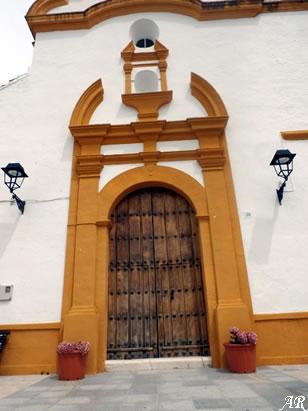 Atajate - Portada de la Iglesia de San Roque