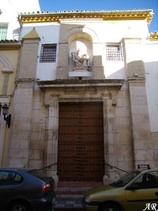 Iglesia Conventual de las Agustinas - Convento de las Agustinas Recoletas de Cabra