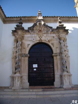 Iglesia de la Asunción y Ángeles de Cabra