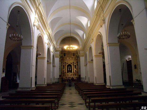 Iglesia Santa María del Reposo de Campillos