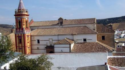 Iglesia de San Sebastián de Cañete la Real