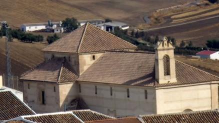 Iglesia del Convento de San Francisco de Cañete la Real