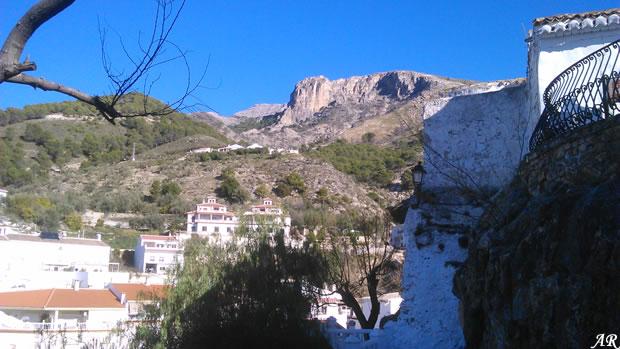 Mirador del Castillo - Canillas de Aceituno