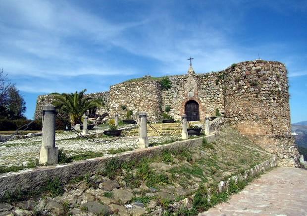 Castillo de Benadalid - Benadalid Castle