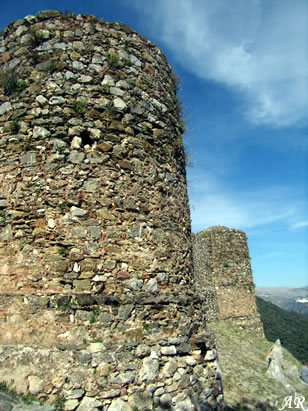 Benadalid Castle