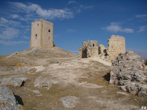 Castillo de la Estrella de Teba