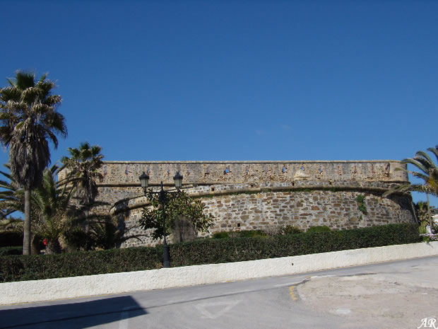 Sabinilla Castle or Duquesa Castle