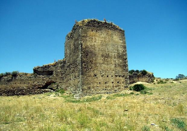 Castillo de Setefilla - Torre del Homenaje