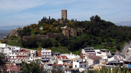 Castillo de Vélez-Málaga