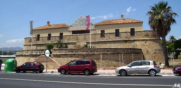 Castillo del Marqués, Castillo del Marqués de Valle Niza ; Casa-Fuerte del Marquéz