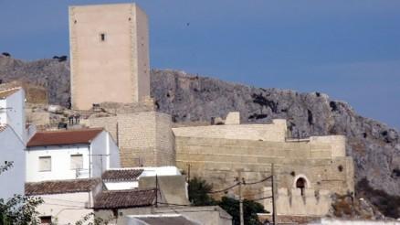 Castillo Hins Qannit de Cañete la Real