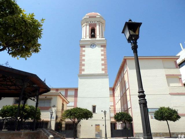 Estepona Clock Tower - 16th Century - Torre del Reloj - Monumento en Estepona - Costa del Sol Monumentos - Torre del Reloj y Plaza del Reloj