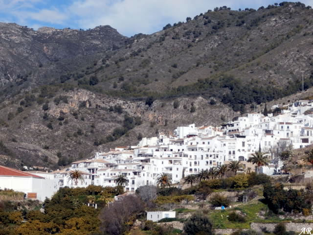 Barrio Morisco de Frigiliana