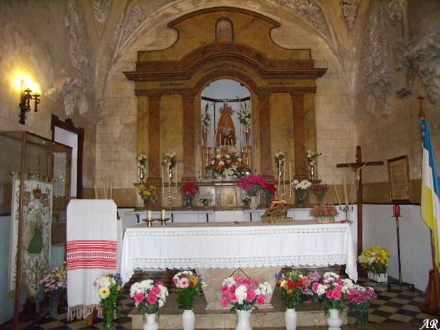 Ermita del Santo Niño de Gaucín