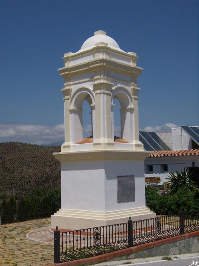 Templete de los Gálvez