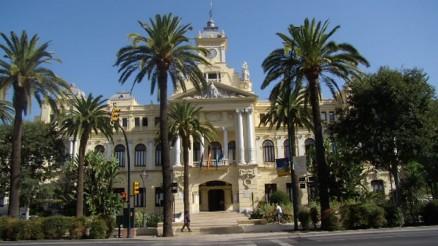 Málaga, Casona del Parque - Ayuntamiento de Málaga