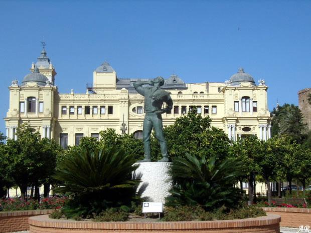 Casona del Parque - Ayuntamiento de Málaga
