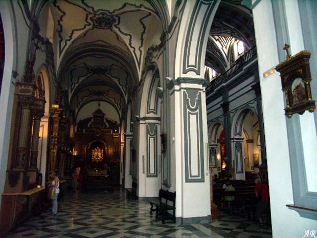 Iglesia Parroquial de San Juan Bautista en Málaga