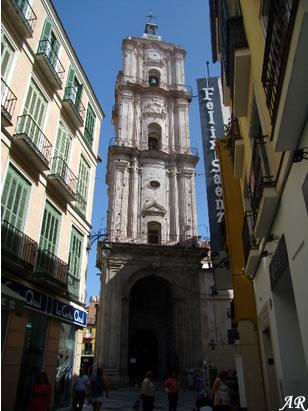 Iglesia de San Juan Bautista de Málaga
