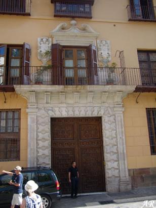 Palacio de Zea Salvatierra