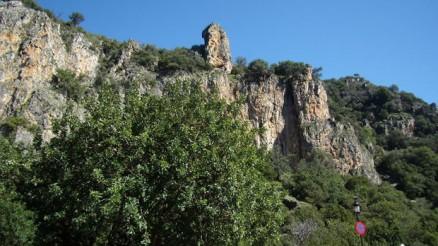 Mirador del Tajo del Novio de Benahavís