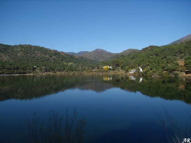 Embalse de Guadalmina