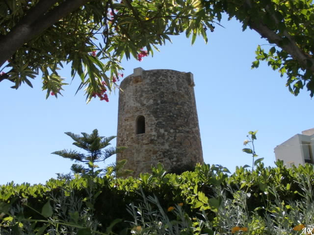 Arroyo Vaquero Watchtower, Estepona