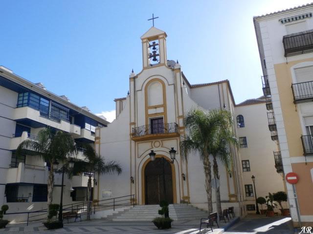 Iglesia de Santiago Apostol - El Morche